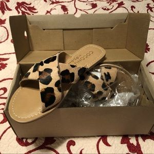 Brand new Coconuts by Matisse sandals